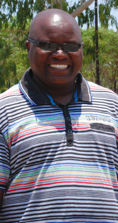 John-Kapenda,-Headteacher